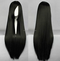 Lady Long Straight Heat Resistant Hair 80cm Cosplay Costume Wigs Fancy Dress Wigs W2057