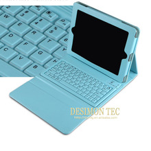 2015 hot selling wireless bluetooth keyboard case cover for iPad 4