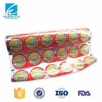 Top Quality plastic cup sealing roll film