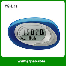 digital 3d sensor pedometer for sports activities