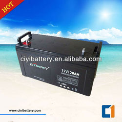 Deep Cycle Battery Solar Storage Battery 12V 120AH