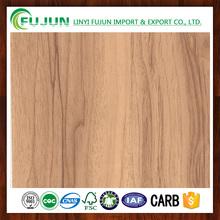 Walnut 30g Furniture Decor Pu Paper