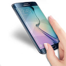 2015 Alibaba China OTAO 3D curved full cover for Galaxy S6 edge plus tempered glass screen protector OEM/ODM