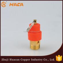 Copper Safety valve (red hat)