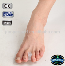 Wholesale orthopedic High Medical Grade Silicone/ Gel Toe Separator