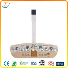 China LED LCD high quality household appliances backlight auto manufacture membrane push button spacer