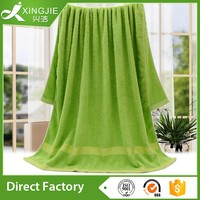 wholesale cotton hotel dobby terry bath towel