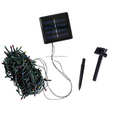 2015 solar energy led christmas string light mini christmas light bulbs