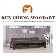 Multi - fonction bois récupéré canapé futon cadre autres maison mobilier canapé ensemble