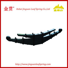 truck and trailer parabolic and conventional auto parts leaf spring assembly suspension
