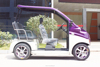 Open cheap smart mini electric car made in china