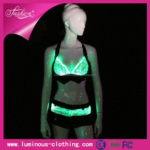 sexy bra and panty set ,sexy simple lingeries for night club YQ-25+26