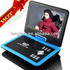 special portable dvd player High quality portable dvd player with TV/FM