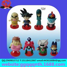 hand made office furnishing articles seven dragon ball kiki turtle fairy oolong pig doll