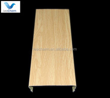 Strip Ceiling Tile Shape and Ceiling Tiles Type wood drop ceiling for food city