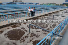 Paper / River / Textile plant waste water treatment of bacteria