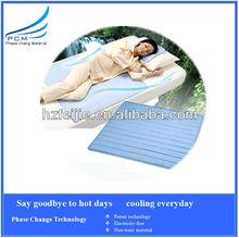 90*90cm 3.4KG PCM cooling mattress pad queen