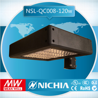 Samples free of charge High Quality 120w led flood light led shoe box light shoebox led light, 120w led flood lamp
