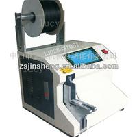 JS-882 nylon cable tie machine Automatic tie line machine,twist tie machine