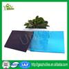 GE uv coating advertise fire proof anti-fog corrugated 100% virgin polycarbonate fruit plate