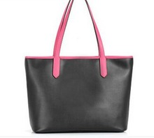Black Hot Selling Leather Handbag