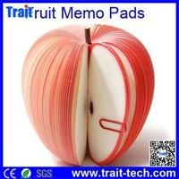 Lovely Creative Fruit Shape Design Portable Note Memo Pads Paper