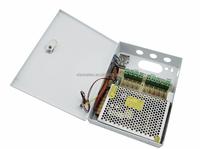 20A 16 outputs 12V cctv Power Supply multiple outputs for CCTV cameras