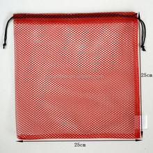 fashion design Custom nylon potato mesh bag and small drawstring mesh bag