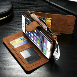 2016 Alibaba Best Selling Wallet Case for iPhone 6s, for iPhone6/6s Flip Leather Case, Cover for Apple iPhone 6s