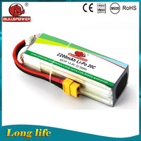 Rechargeable control helicopter lipo battery 20mah lipo 18v battery