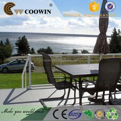Best green environmental wpc decking floor coowin