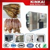 Stainless Steel Fish Drying Machine Hot Wind Seafood Dryer Batch Type Food Dehydrator