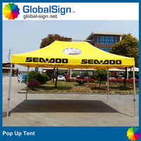 10'x15' durable and stable aluminum frame marquee