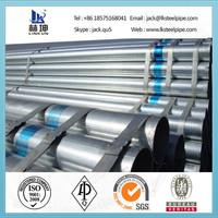 2014 hot dipped galvanized rigid steel conduit pipe