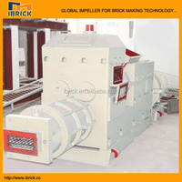 Hollow block factory brick forming machine EVS40B Fully automatic brick making machine