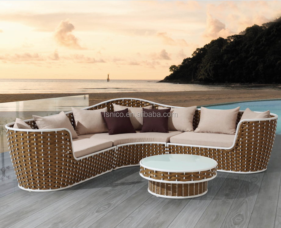 Rattan Outdoor Furniture New Design View rattan outdoor