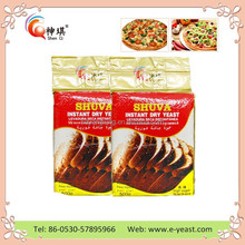 Different vaccum package size dry food ingredients