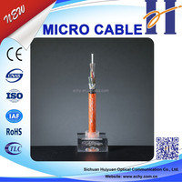 JET micro unitube Non-metallic blowing fiber optic cable