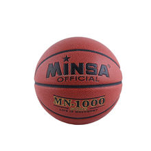official size and weight PU basketball balls