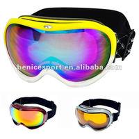 lunettes de ski, skiing mask glasses, ski mask glasses