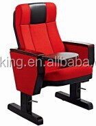 good quality and best service commercial cinema seats with cup holder WH218C