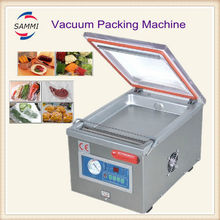 DZ-260 Seafood,vegetable,beef,spiced duck,sausage,pot-stewed chickenVacuum Sealing Machine Easy Operation