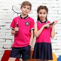 Encargo de la escuela de diseño de uniforme, alta calidad internacional a granel uniformes escolares de primaria