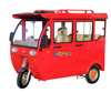 closed body type electric rickshaw /tricycle for Africa market, passenger taxi