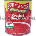 Crushed Tomatoes 6 - 10 Cans Tomato Paste