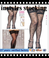 New Sexy Womens Lace Top Stay Up Thigh High Stockings Nightclubs Pantyhose