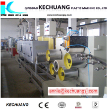 New Technology for plastic PP/PET Packaging Strap Making Machine/KC PLASTIC MACHINE