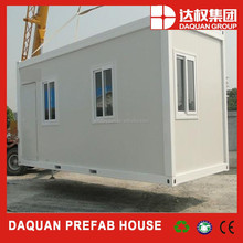 Sound Insulation mobile steel prefabricated residential container house for Nepal