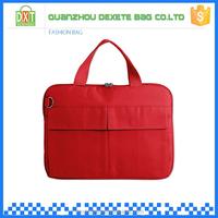 Wholesale high quality fashion designed microfibre customized colorful laptop sleeve