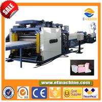 CE&ISO XPS Foam Board Plastic Extrusion Line